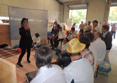 La Fête du Don - Samedi 23 septembre 2017 - Le quartier du Partage de Savoir-Faire