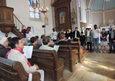 La Fête du Don - Dimanche 24 septembre 2017 - La Messe