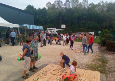 La Fête du Don - Samedi 23 septembre 2017 - Le quartier de Toutes les Générations