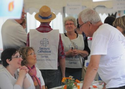 La Fête du Don - Samedi 23 septembre 2017 - Le quartier de la Soupe