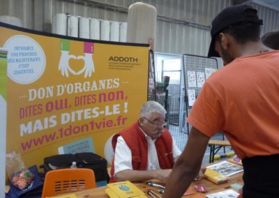 La Fête du Don - Samedi 23 septembre 2017 - Le quartier des Initiatives